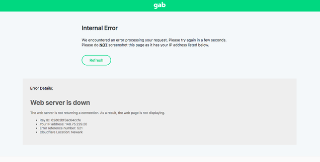 Gab Hacked Again After Glorifying Jesus Too Hard