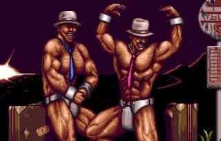 Illustration for article titled Cho Aniki Bringing Beefcake Shmupping To North American Virtual Console