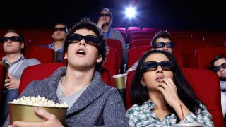 Illustration for article titled Science Proves 3-D Movies Hurt Your Brain