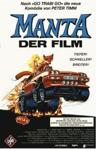 Illustration for article titled Manta - der Film, Total Geil!