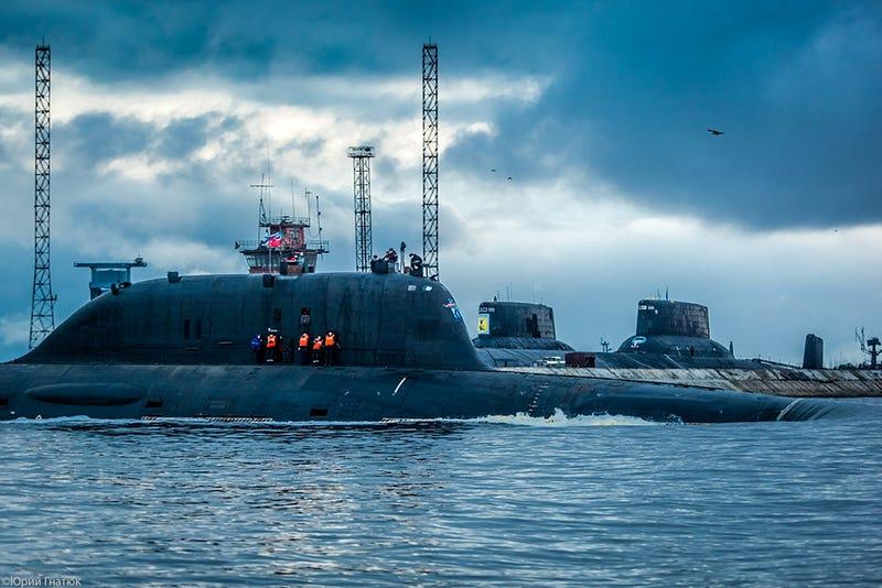 Resultado de imagen de nuevos submarinos rusos