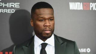 50 Cent attends the Southpaw New York premiere at the AMC Loews Lincoln Square theater July 20, 2015, in New York City. Dimitrios Kambouris/Getty Images