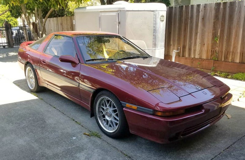 At 9 500 Might This 1990 Toyota Supra Turbo Make You Forget About