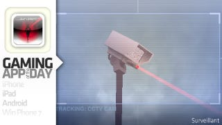 Illustration for article titled A Game That Stares a Laser Beam Through You