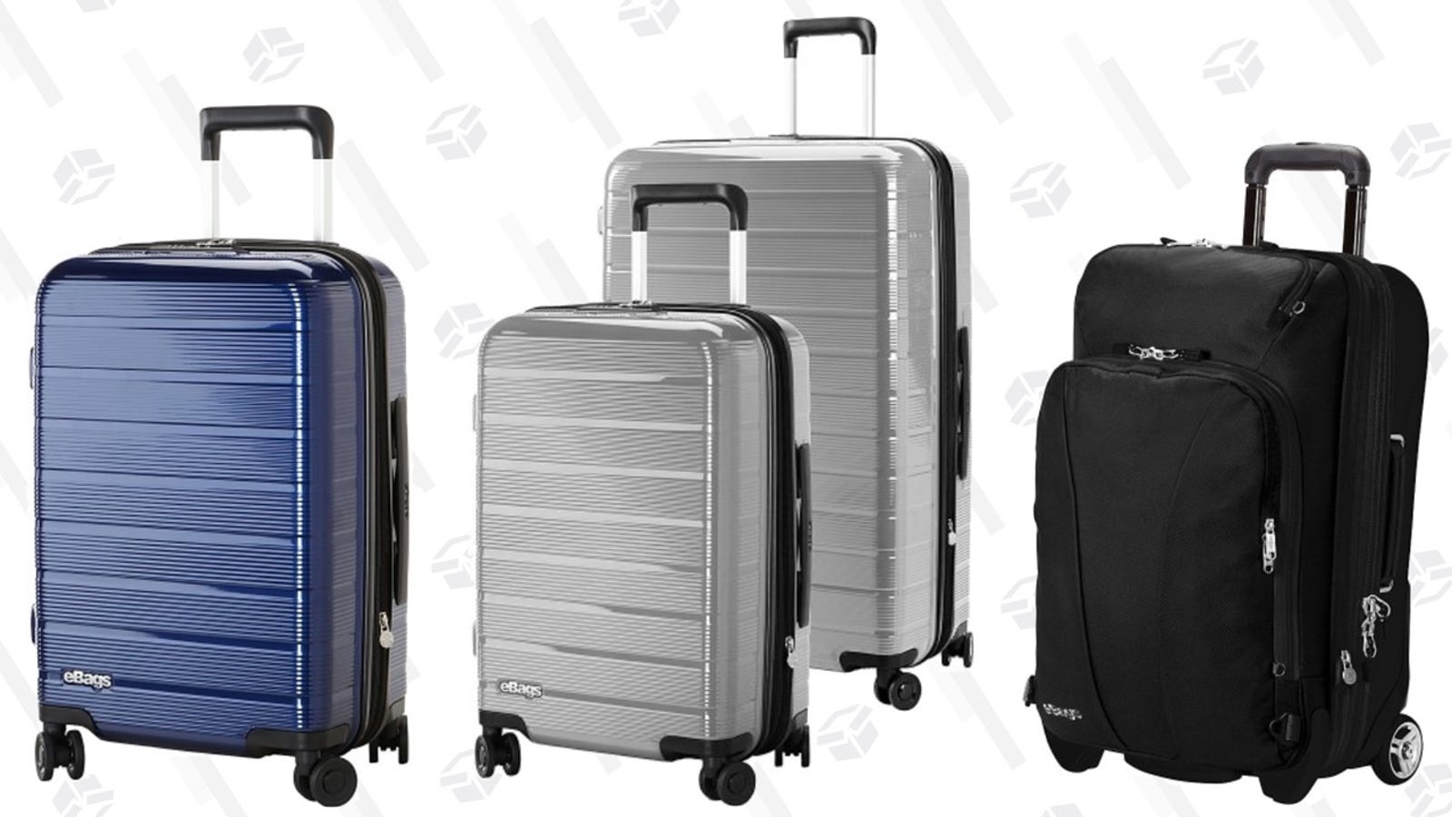 3207bef15e Prep For Your Summer Getaways With This eBags Suitcase Sale