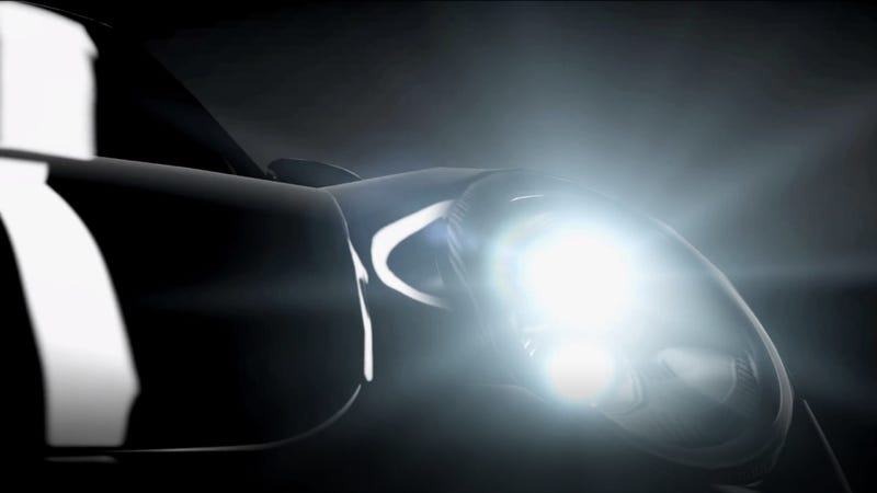 Illustration for article titled 2012 Porsche Carrera S teased by Need For Speed: The Run