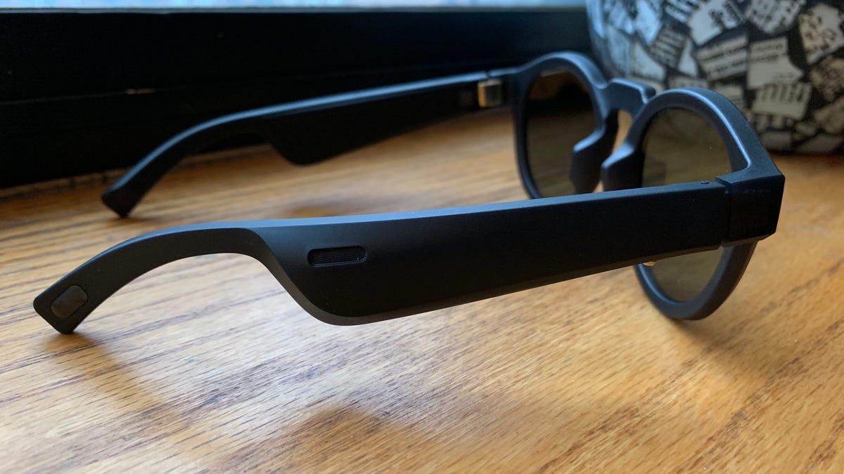 b1e763037 Bose Frames Review: A Shockingly Cool Pair of Smart Sunglasses