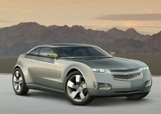 Illustration for article titled Chevy Volt Gets A $5K Price Hike As GM Puts Engineers To The Lash