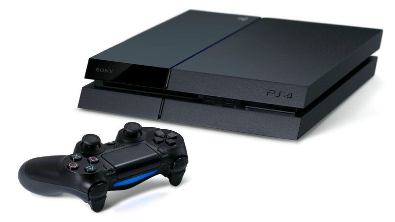 The PlayStation 4 is appealingly dull