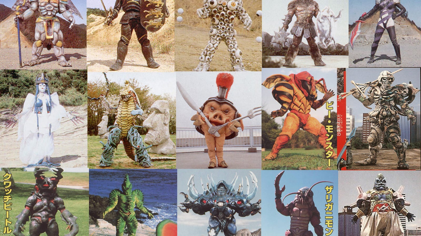 Every Single Monster on the Original Mighty Morphin' Power Rangers, Ranked
