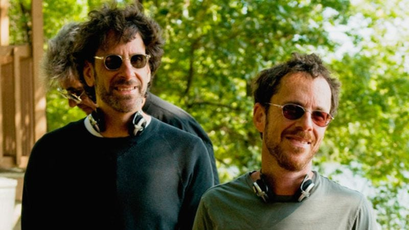 Illustration for article titled Joel and Ethan Coen