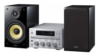 Illustration for article titled I Think My Dad Owned These New G-Series Sony Speakers