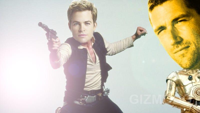 Illustration for article titled Confirmado por Disney: JJ Abrams dirigirá Star Wars Episodio VII