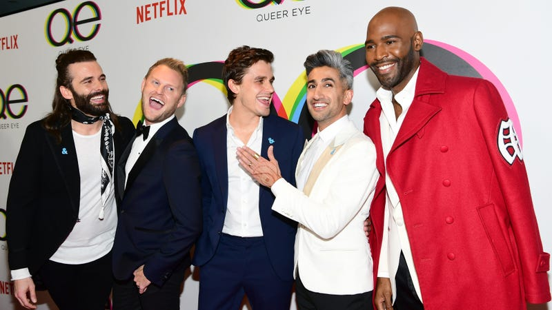 Illustration for article titled Some Questions for Queer Eye to Answer in Season 2