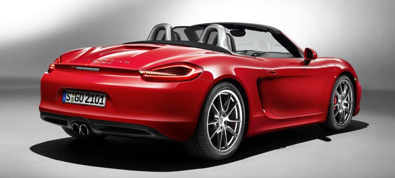 Illustration for article titled Bonkers Report Says Boxster And Cayman Will Be Renamed 'Porsche 718'