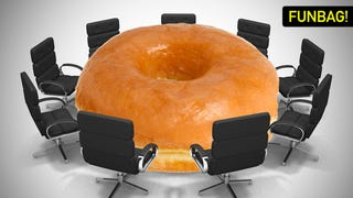 Illustration for article titled What Is The Greatest Conference-Room Food Of All Time?