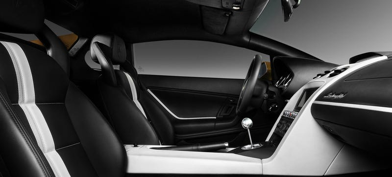 There Will Be No Manual Lamborghini Huracan