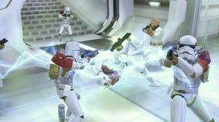 Illustration for article titled Star Wars Battlefront: Elite Squadron Review: Deja Vu in Space