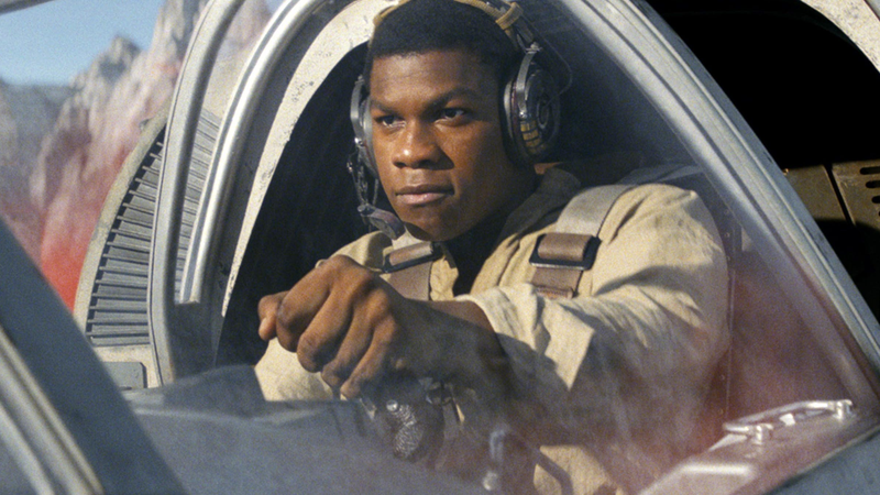 John Boyega Snowed Out Of 'Star Wars: The Last Jedi' Hollywood Premiere