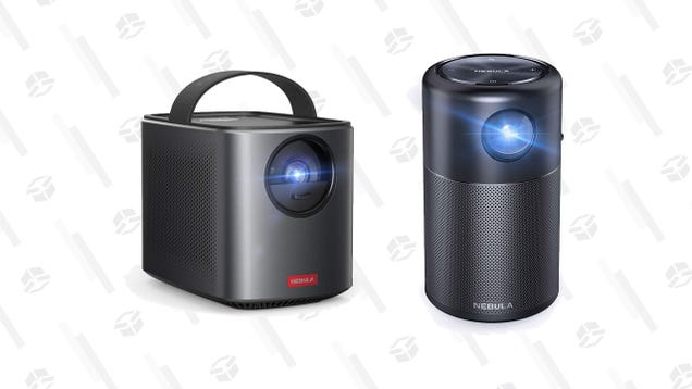 Up to 33% off, Anker s Portable Nebula Projectors Fall to Their Lowest Prices Ever