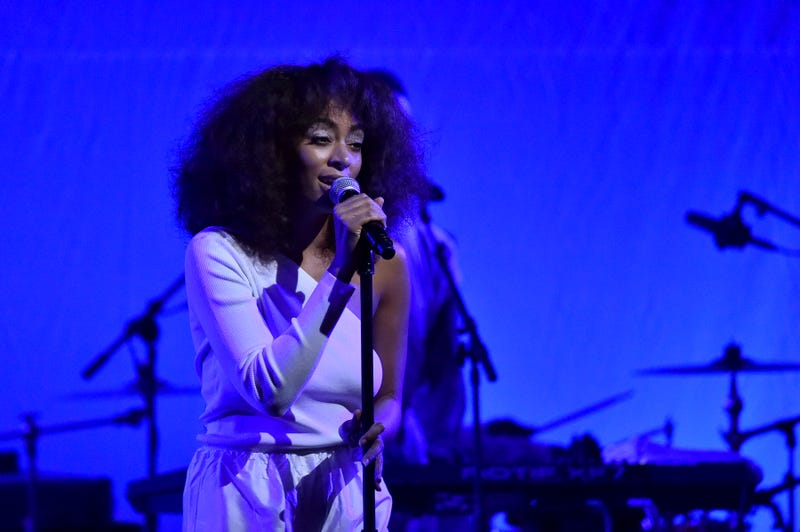 Solange Knowles (Mark Copolla/Getty Images)