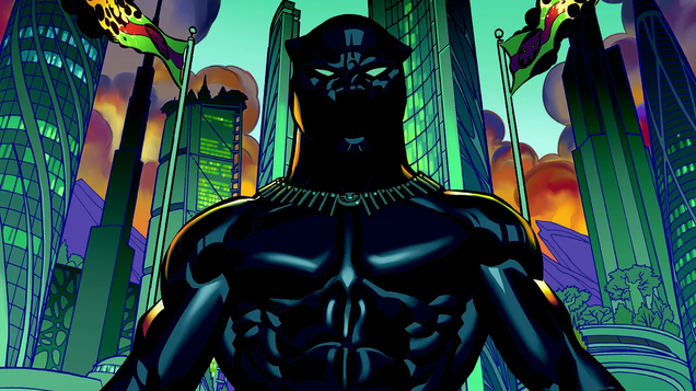 Ta-Nehisi Coates Is Ending His Lengthy Run Writing Black Panther