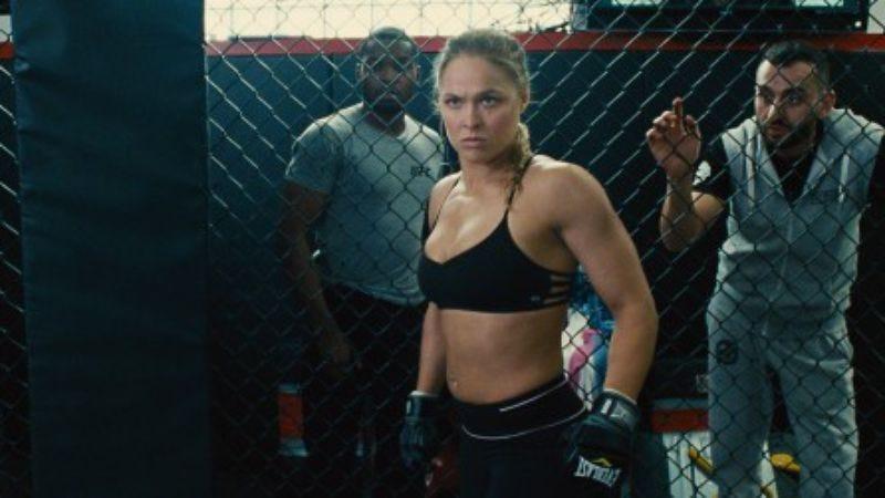 Ronda Rousey in Entrouage