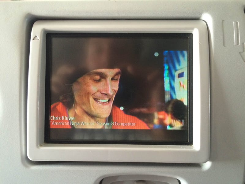 Illustration for article titled Not Unemployed Deadspin Commenter Chris Kluwe Interviewed for In-Flight American Ninja Warrior Promo
