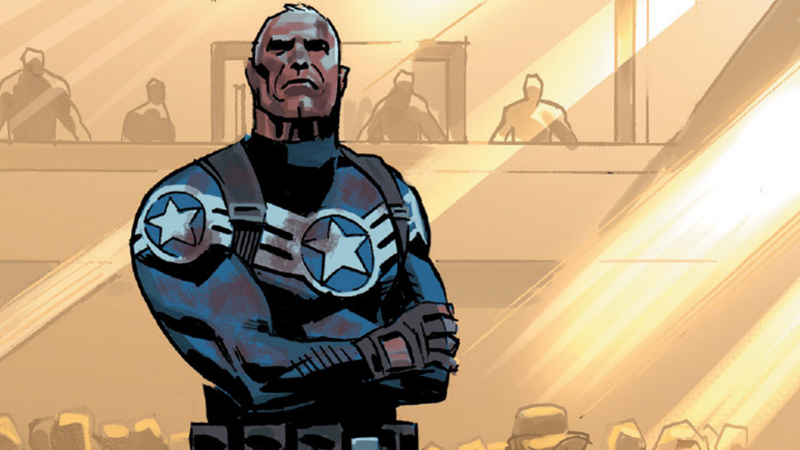 Illustration for article titled The Original Captain America Has Finally Gotten His Super-Soldier Mojo Back