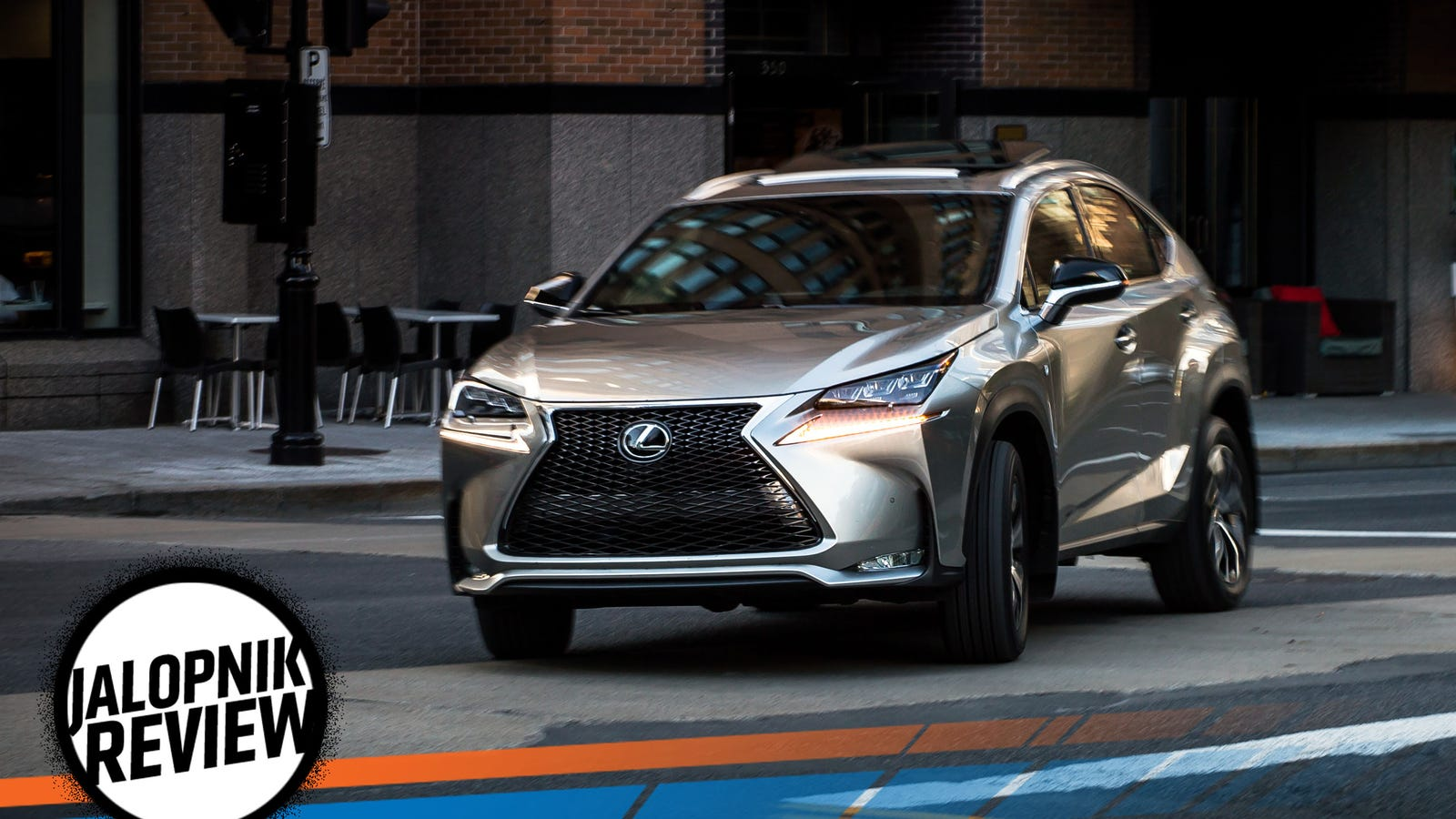 the 2017 lexus nx200t does compact luxury right even if it isn 39 t fast. Black Bedroom Furniture Sets. Home Design Ideas