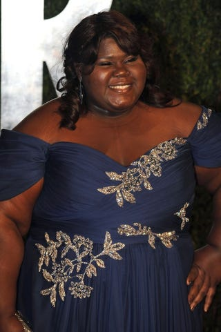 """Illustration for article titled Howard Stern Hates On Gabourey; """"Insiders"""" Advise Her To Lose Weight"""