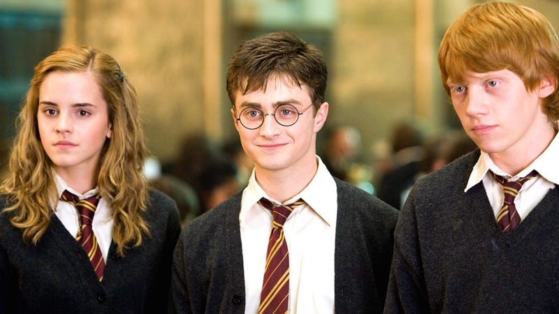 JK Rowling shares attractive tweet to mark 20-year 'Harry Potter' anniversary
