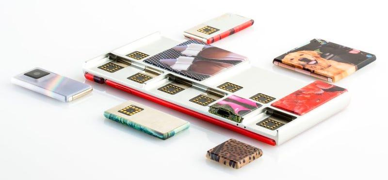 Illustration for article titled Cómo serán los componentes del nuevo smartphone modular de Google