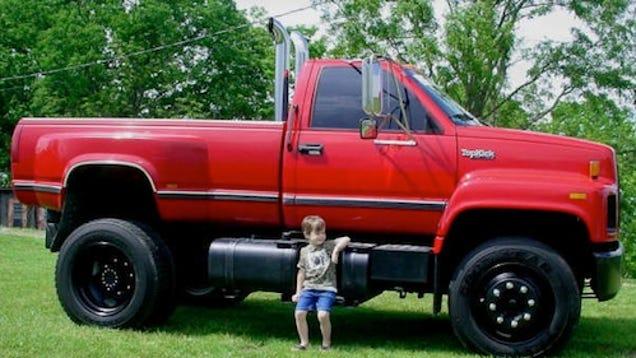 Make A Pickup Truck Into A Mini Semi | Upcomingcarshq.com