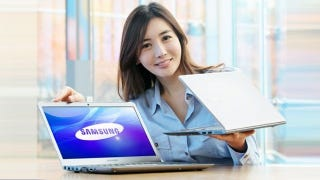 Illustration for article titled Samsung Should Stop Pretending Its New 14-Inch Laptop Is an Ultrabook