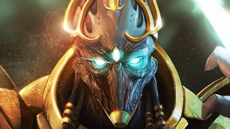 Illustration for article titled Heroes Of The Storm, We Want Fenix To Rise From The Ashes!