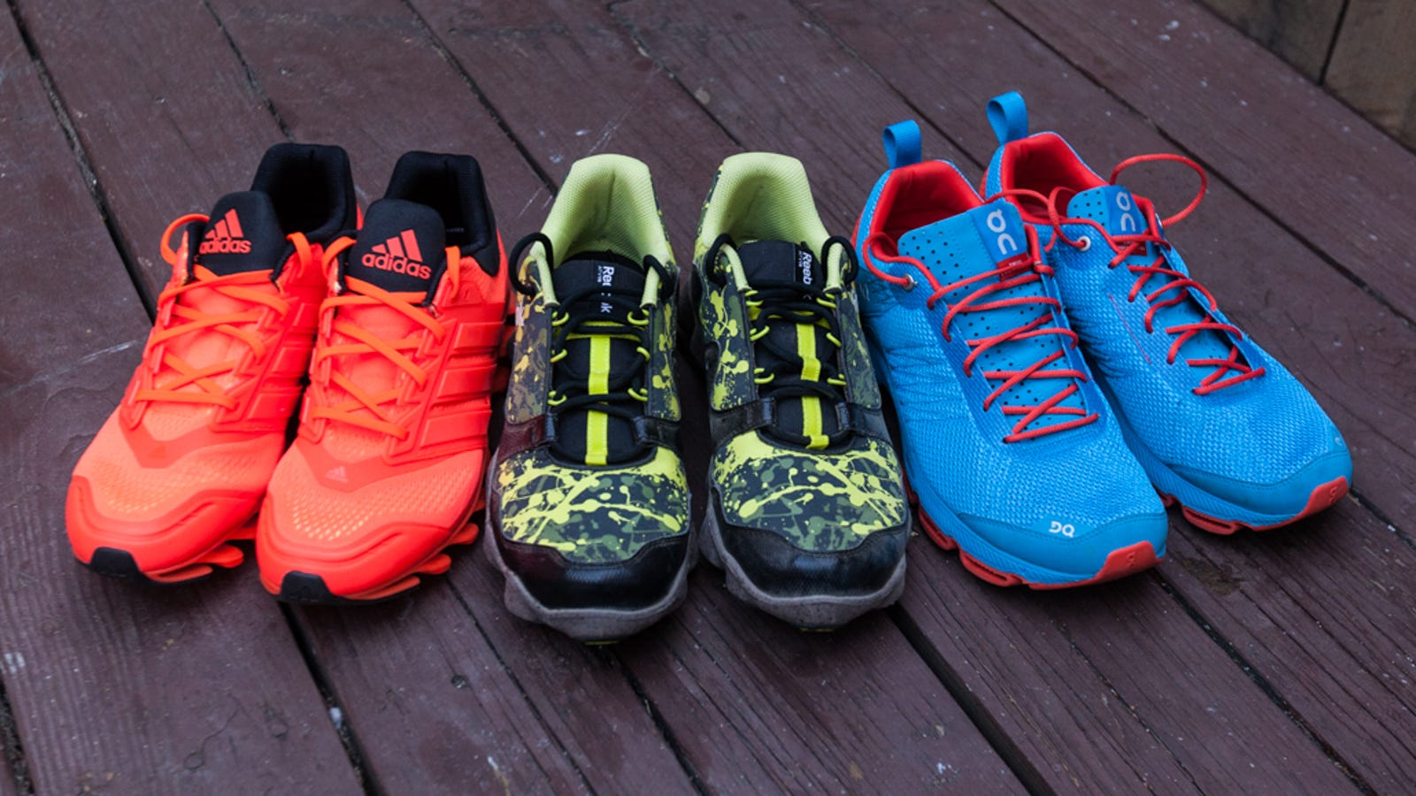 e250ed9287e7b The Best Spring-Loaded Running Shoes