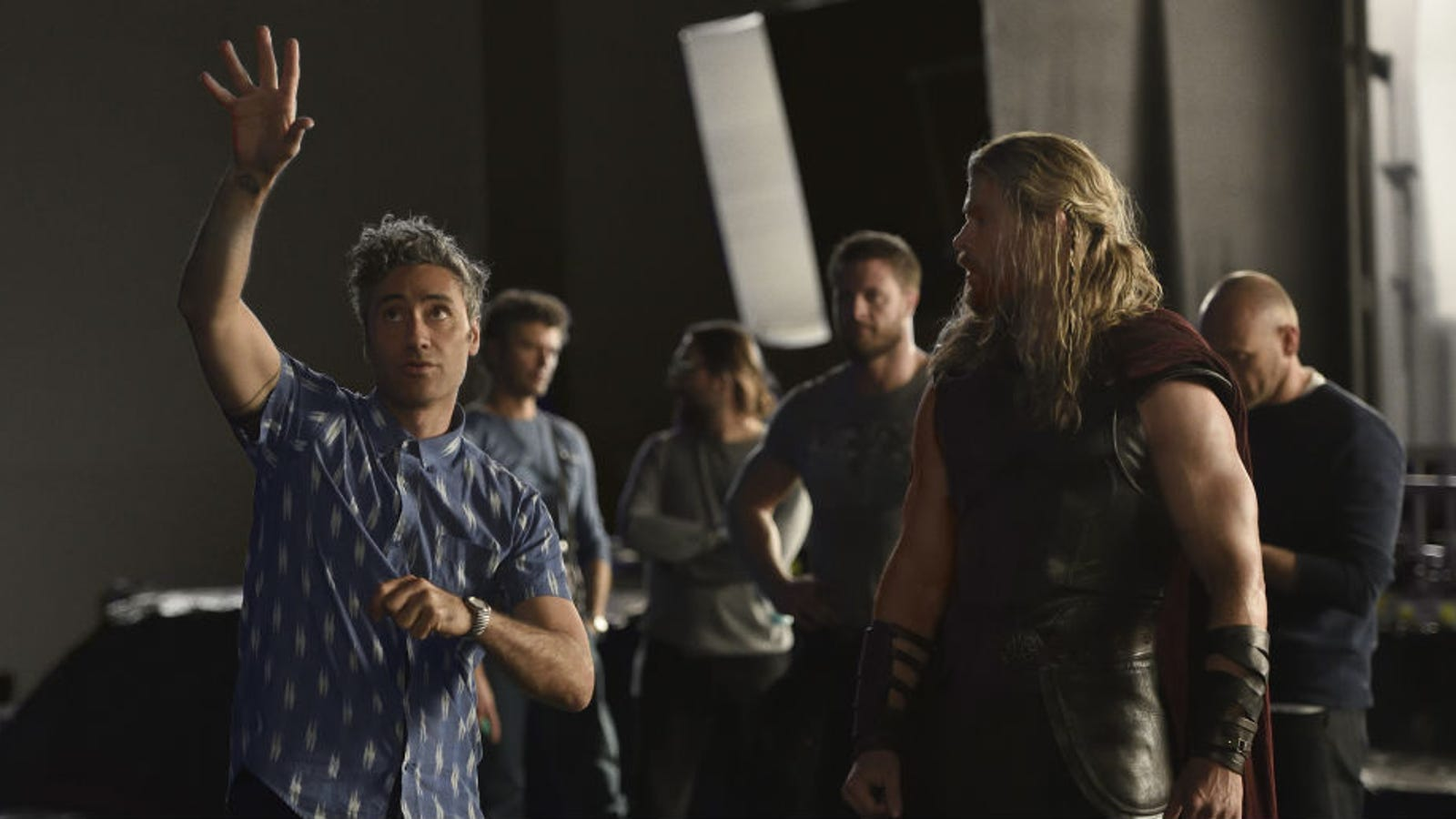 Taika Waititi Is Back for Thor 4, But Akira Is on Hold