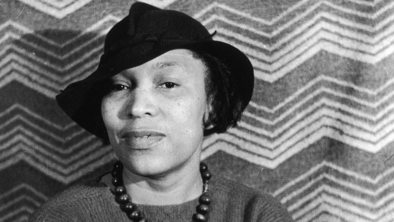 Zora Neale Hurston (Fotosearch/Getty Images)