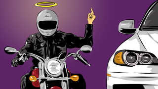 Illustration for article titled Motorcyclists: Please Stop Being Sanctimonious Assholes