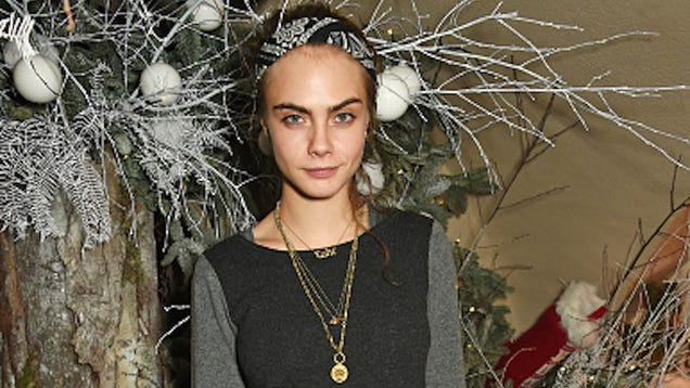 Cara Delevingne Speaks Openly About Her Experience With Depression