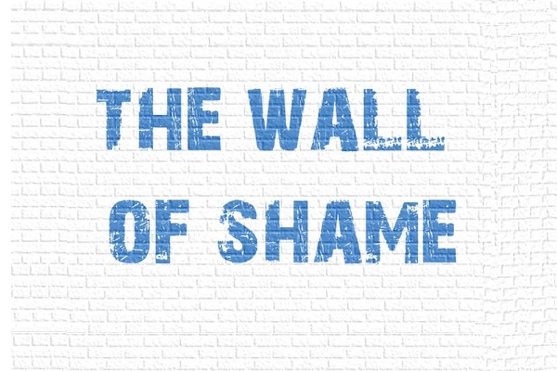 Illustration for article titled TAY Run Club:  Wall of Shame