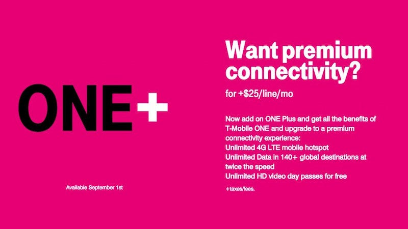 T-Mobile Updates Details About Its New Unlimited Plan, Which Is Now