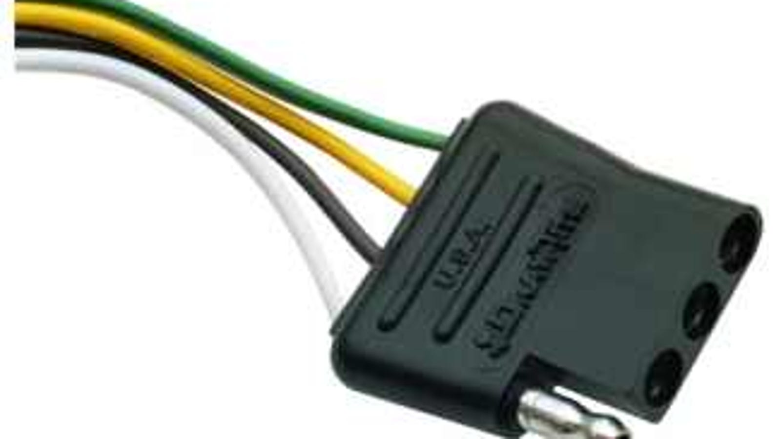 Miraculous Protecting Trailer Wiring Harness Wiring Cloud Rectuggs Outletorg