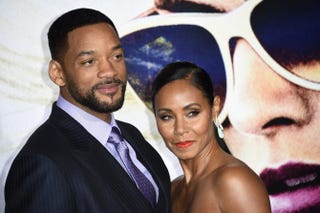 Will Smith and Jada Pinkett SmithROBYN BECK/AFP/Getty Images