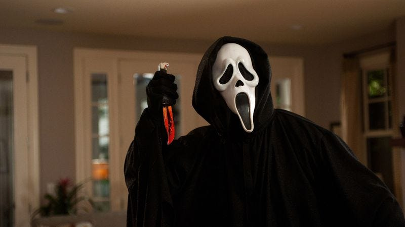 Illustration for article titled MTV's Scream show won't have Ghost Face