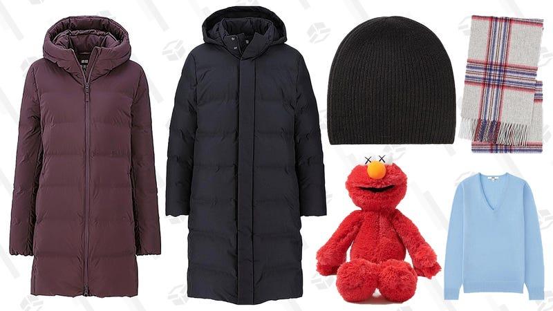 Uniqlo Clearance Cold-Weather Essentials | Uniqlo