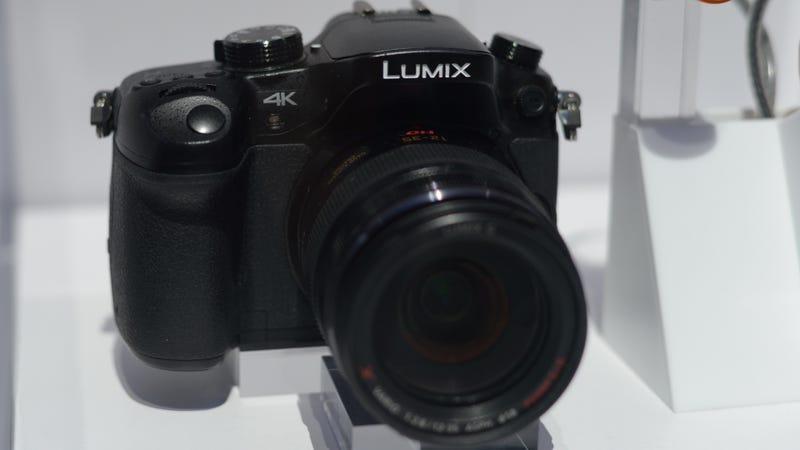 Illustration for article titled Panasonic cree que el futuro de las cámaras es el vídeo 4K
