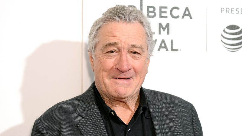 Robert De Niro at the Women Walks Ahead premiere.