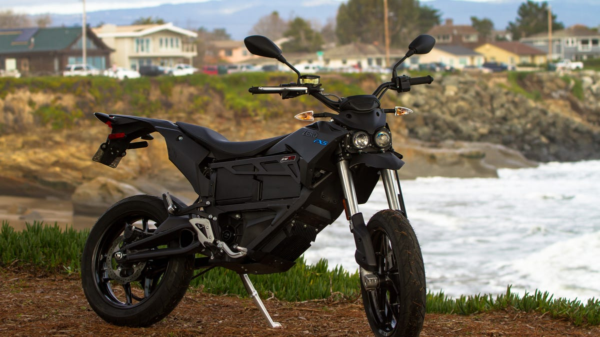 Ride Review The Zero Fxs And Dsr Prove Electric Motorcycles Keep Getting Better